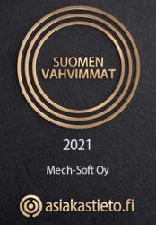 Suomen Vahvimmat 2021 - Mech Soft Oy